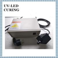 Buy cheap High Intensity UV LED Spot Type UV Curing System 365nm for Fluoreacent Excitation Magnetic Powder Inspection from Wholesalers