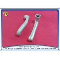 Buy cheap Mill Finish Aluminium Door Profiles Extrusion Handrail Profile For Construction from Wholesalers