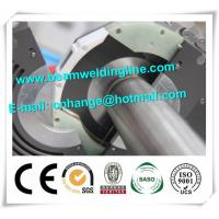 China Automatic Pipe Welding Machine Tube Fit Pipe Engineering , Butt Welding Machine factory