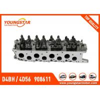 Buy cheap Complete Cylinder Head For MITSUBISHI Pajero  L300 valve just out form the main surfece level 4D56 908611 from Wholesalers