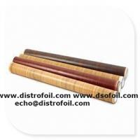 China Hot stamping foil for Wood factory