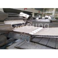 Buy cheap 50 000 Cakes Automatic Noodle Making Machine , Noodle Making Equipment 75g Per Cake from Wholesalers