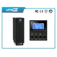 China Remote Control DSP 8KW 12KW 16KW 24KW High Frequency Online UPS Three Phase for Telecom & Communications Data on sale