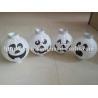 Buy cheap Halloween printed LED hanging light lanterns paper lantern halloween lanterns from wholesalers