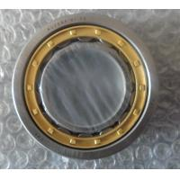 Buy cheap Single Row Cylindrical Roller Bearing With Steel Brass Cage N208EM/NU208EM/NJ208EM from Wholesalers