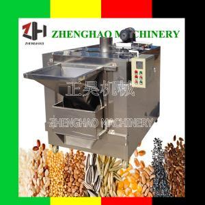 China High quality grain roaster/grain roasting machine/ cereal grain roasting machine on sale
