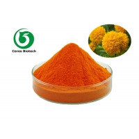 Buy cheap Lutein Zeaxanthin Marigold 50% 90% Herbal Extract Powder from wholesalers