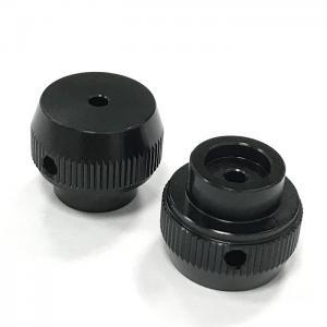 China C0.2 Chamfer Tolerance 0.01mm CNC Machining Plastic Parts factory