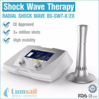 Buy cheap Magnetic Electric Shock Wave Therapy Machine for Physiotherapy Treatment from Wholesalers