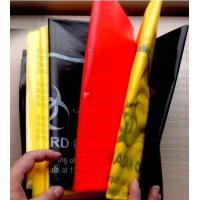 China Biohazard Bags, LDPE bags, HDPE bags, LLDPE bags, Yellow bags, Red bags, Blue bags, sacks factory