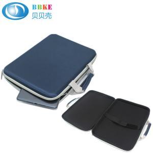 Buy cheap Shock Proof Hard Shell Eva Computer Laptop Sleeve Case Bag Webbing Handle from Wholesalers