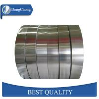 China 6 - 1650mm Width Pure Aluminium Flat Strips 1050 1060 1070 High Corrosion Resistance factory
