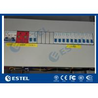 Buy cheap Communication Cabinets AC / DC Power Distribution Cutomized With Flexible Mode from Wholesalers