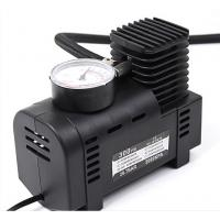 China Weight 0.8 Kgs Portable Car Air Pump DC 12V 250 Psi Pressure With Watch factory