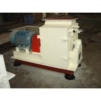 China High Efficiency Corn Hammer Mill Maize Crushing Equipment Carbon Steel Material factory