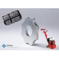 Buy cheap Tungsten Carbide Tipped Cutters 8 tips Scarifier Cutters Suit for Trelawny FLOOR SCARIFIER TFP 320 from Wholesalers