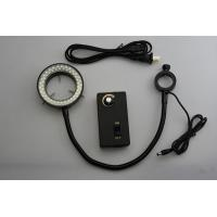 China single goose neck ring led side light for industry microscope image vedio lighting lamp factory