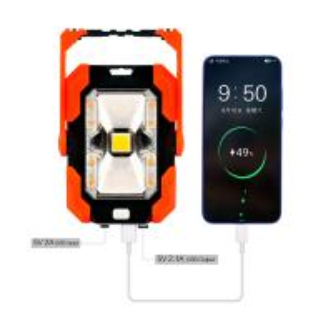 China Emergency Multipurpose SOS Portable Motion Sensor Light Flash Dynamo CW Hand Cranked factory