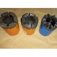 China Mineral Exploration Well Drilling Equipment Impregnated Diamond Bits on sale