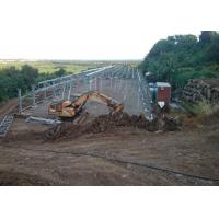 Buy cheap Reunion Steel Frame Architecture , Green House Metal Building Truss Design from Wholesalers