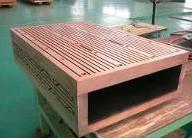 China copper mould plate, made in china factory
