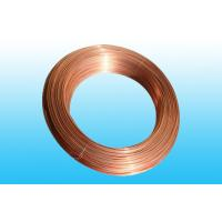 Buy cheap Low Carbon Cold Drawn Welded Tubes / Single Wall Bundy Tube 8 * 0.7 mm from Wholesalers