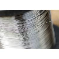 Buy cheap 0.3-18mm Stainless Steel Spring Wire Customized High Tensile Strength from Wholesalers