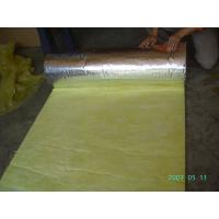 China FSK glass wool blanket factory
