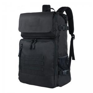 China Black oxford Zipper Closure 45L Climbing Shoulder Bag, backpacks factory