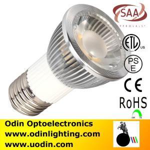 China led par16 cob spotlighting bulbs dimmable e27 e26 gu10 on sale