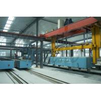 Autoclaving Sand Lime Block Manufacturing Machine 150000m3 High Capacity