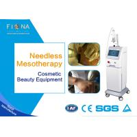 China Electroporation Facial Cosmetic Laser Equipment Skin Rejuvenation Needle Free Mesotherapy on sale