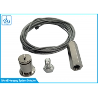 China 6mm Wire Suspension Hanging Kit factory