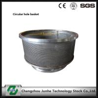 Buy cheap Zinc Flake Coating Machine Parts Industrial Wire Baskets Various Shapes Available from Wholesalers