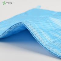 China Customizable Anti Static Lint Free Cloth Wipes Easy Cleaning For Industrial factory