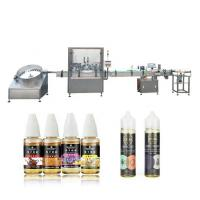 China SS304 Automatic Essential Oil Filling Machine With One Year Warranty factory