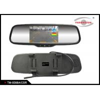 China Clip On Rear View Parking Mirror With 0.3m - 1.8m Distance Parking Sensor on sale