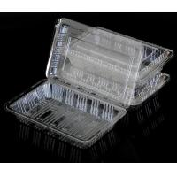 Plastic disposable food/sushi tray,Wholesale Plastic Pe Blister Frozen Food Tray