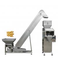 China Semi - Automatic Beans Granule Filling Machine 250W Electronic Measurement factory