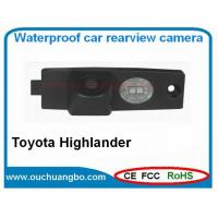 China Ouchuangbo 170 Wide HD Color Car Rear View Parking Assistance Camera for Toyota Highlander on sale