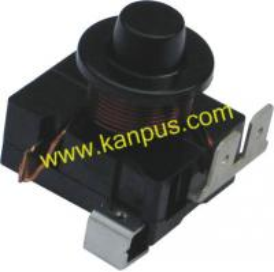 China Refrigerator QD relay A-012 (compressor parts, A/C spare parts, HVAC/R parts) factory