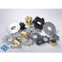 Reloadable Tungsten Carbide Tipped Cutters Floor Scarifier/Planers Washers Drums Accessories