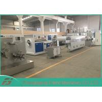 Buy cheap Three Color Plastic Profile Production Line PP Rattan Extruder 5-20mm Width from Wholesalers