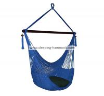 Buy cheap Heavy Duty Caribbean Hammock Chair , Tree Dark Blue Hanging Hammock Chair For Bedroom from Wholesalers