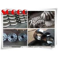 Buy cheap 904L Stainless Steel Weld Neck Flange For Oil Refinery Components from Wholesalers