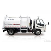China City Side Loader Garbage Truck factory