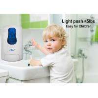 Buy cheap Robust Plastic Liquid Kids Hand Soap Dispenser Waterproof With 1L Catridge from Wholesalers