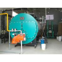 China Professional Natural Gas Steam Boiler 1 Ton - 10 Ton Garment Factory Used on sale