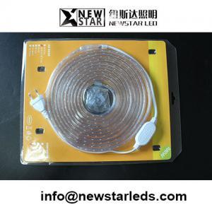 5M package Waterproof 2835/3528/5630/3014SMD RGB LED Strip Light 110V 220v Blister pack