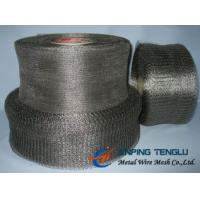 China 160-400 Model Knittted Wire Mesh, SS316/316L for Filter in Saltwater factory